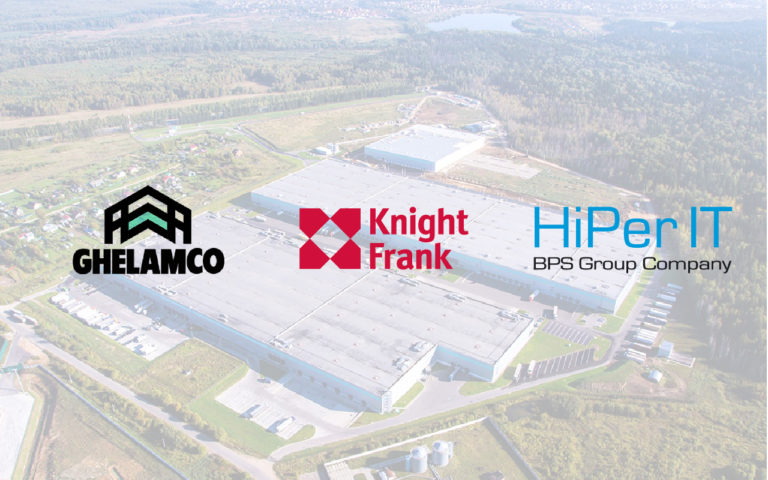 Ghelamco, Knight Frank PM and HiPer IT announced the start of cooperation